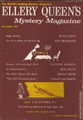 Ellery Queen's Mystery Magazine (1955-1959 Davis-Dell) Text Only Edition Vol. 32 #4