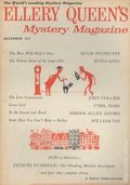 Ellery Queen's Mystery Magazine (1955-1959 Davis-Dell) Text Only Edition Vol. 32 #6