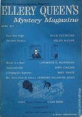 Ellery Queen's Mystery Magazine (1955-1959 Davis-Dell) Text Only Edition Vol. 33 #4