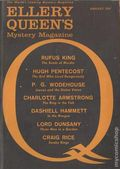Ellery Queen's Mystery Magazine (1955-1959 Davis-Dell) Text Only Edition Vol. 34 #2