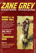 Zane Grey Western Magazine (1969-1974 Renown Publications) Pulp Vol. 3 #4