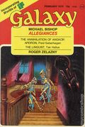 Galaxy Science Fiction (1950-1980 World/Galaxy/Universal) Vol. 36 #2