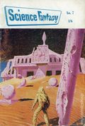 Science Fantasy (1950-1966 Nova Publications) Digest 7