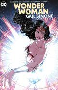 Wonder Woman Omnibus HC (2020 DC) By Gail Simone 1-1ST