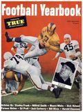 Football Yearbook (Fawcett Publications) 1952