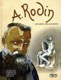 A. Rodin HC (2020 NBM) Fugit Amor, An Intimate Portrait 1-1ST