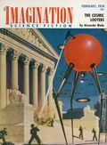 Imagination (1950-1958 Greenleaf) Stories of Science and Fantasy/Science Fiction Vol. 9 #1