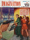 Imagination (1950-1958 Greenleaf) Stories of Science and Fantasy/Science Fiction Vol. 8 #1