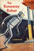 The Runaway Robot (1965 Scholastic Book Services) 1-1ST