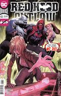 Red Hood Outlaw (2018 DC) 43A