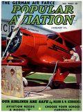 Popular Aviation (1927-1942 Ziff Davis) Vol. 24 #1