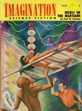 Imagination (1950-1958 Greenleaf) Stories of Science and Fantasy/Science Fiction Vol. 7 #1