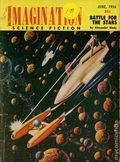 Imagination (1950-1958 Greenleaf) Stories of Science and Fantasy/Science Fiction Vol. 7 #3