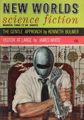 New Worlds Science Fiction (1960 digest) Vol. 1 #1