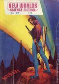 New Worlds Science Fiction (Nova Publications UK) Vol. 9 #27