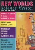 New Worlds Science Fiction (1960 digest) Vol. 1 #5
