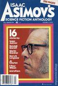 Isaac Asimov's Science Fiction Antholology (1978-1983 Davis Publications) Digest 2