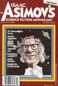 Isaac Asimov's Science Fiction Antholology (1978-1983 Davis Publications) Digest 4