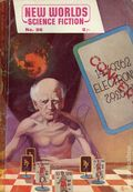 New Worlds Science Fiction (Nova Publications UK) Vol. 12 #36