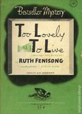 Bestseller Mystery (1937-1958 American Mercury) Digest 185