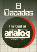 6 Decades the Best of Analog Science Fiction Science Fact SC (1986 Davis Publications) 1-1ST