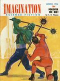 Imagination (1950-1958 Greenleaf) Stories of Science and Fantasy/Science Fiction Vol. 7 #4