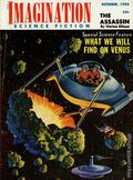 Imagination (1950-1958 Greenleaf) Stories of Science and Fantasy/Science Fiction Vol. 9 #5