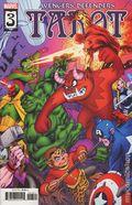 Tarot (2020 Marvel) 3B