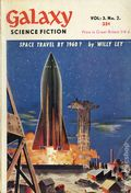 Galaxy Science Fiction (1953-1958 Digest) UK Edition 2