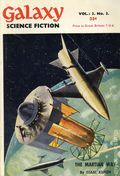 Galaxy Science Fiction (1953-1958 Digest) UK Edition 3