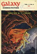 Galaxy Science Fiction (1953-1958 Digest) UK Edition 8