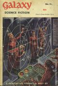 Galaxy Science Fiction (1953-1958 Digest) UK Edition 13