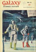 Galaxy Science Fiction (1953-1958 Digest) UK Edition 22