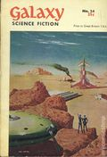 Galaxy Science Fiction (1953-1958 Digest) UK Edition 24