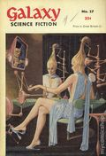 Galaxy Science Fiction (1953-1958 Digest) UK Edition 27