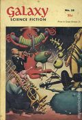Galaxy Science Fiction (1953-1958 Digest) UK Edition 28