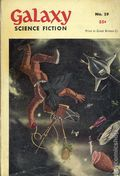 Galaxy Science Fiction (1953-1958 Digest) UK Edition 29