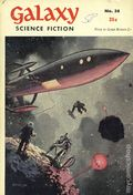 Galaxy Science Fiction (1953-1958 Digest) UK Edition 36