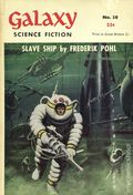 Galaxy Science Fiction (1953-1958 Digest) UK Edition 38