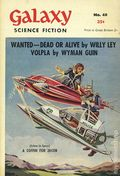 Galaxy Science Fiction (1953-1958 Digest) UK Edition 40