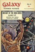 Galaxy Science Fiction (1953-1958 Digest) UK Edition 41