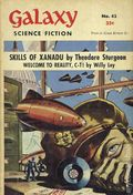 Galaxy Science Fiction (1953-1958 Digest) UK Edition 42