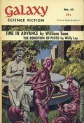 Galaxy Science Fiction (1953-1958 Digest) UK Edition 43