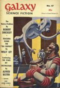 Galaxy Science Fiction (1953-1958 Digest) UK Edition 47