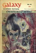 Galaxy Science Fiction (1953-1958 Digest) UK Edition 48