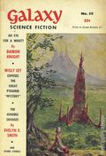 Galaxy Science Fiction (1953-1958 Digest) UK Edition 50