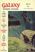 Galaxy Science Fiction (1953-1958 Digest) UK Edition 51