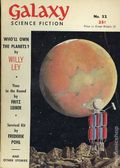 Galaxy Science Fiction (1953-1958 Digest) UK Edition 52