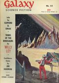Galaxy Science Fiction (1953-1958 Digest) UK Edition 53