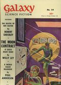 Galaxy Science Fiction (1953-1958 Digest) UK Edition 54
